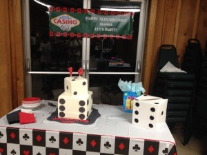 Las Vegas Themed 16th Birthday Party-2