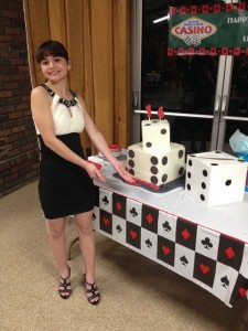 Las Vegas Themed 16th Birthday Party-4