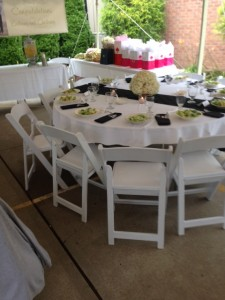 PZ event table setting