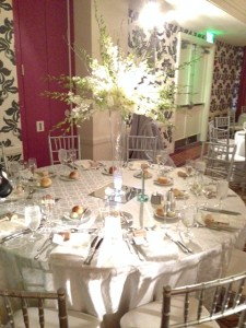 PZ table setting indoor 2